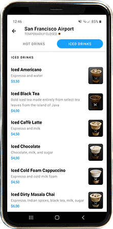 CafeX Mockup 1