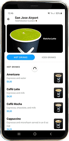 CafeX Mockup 2