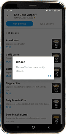 CafeX Mockup 3