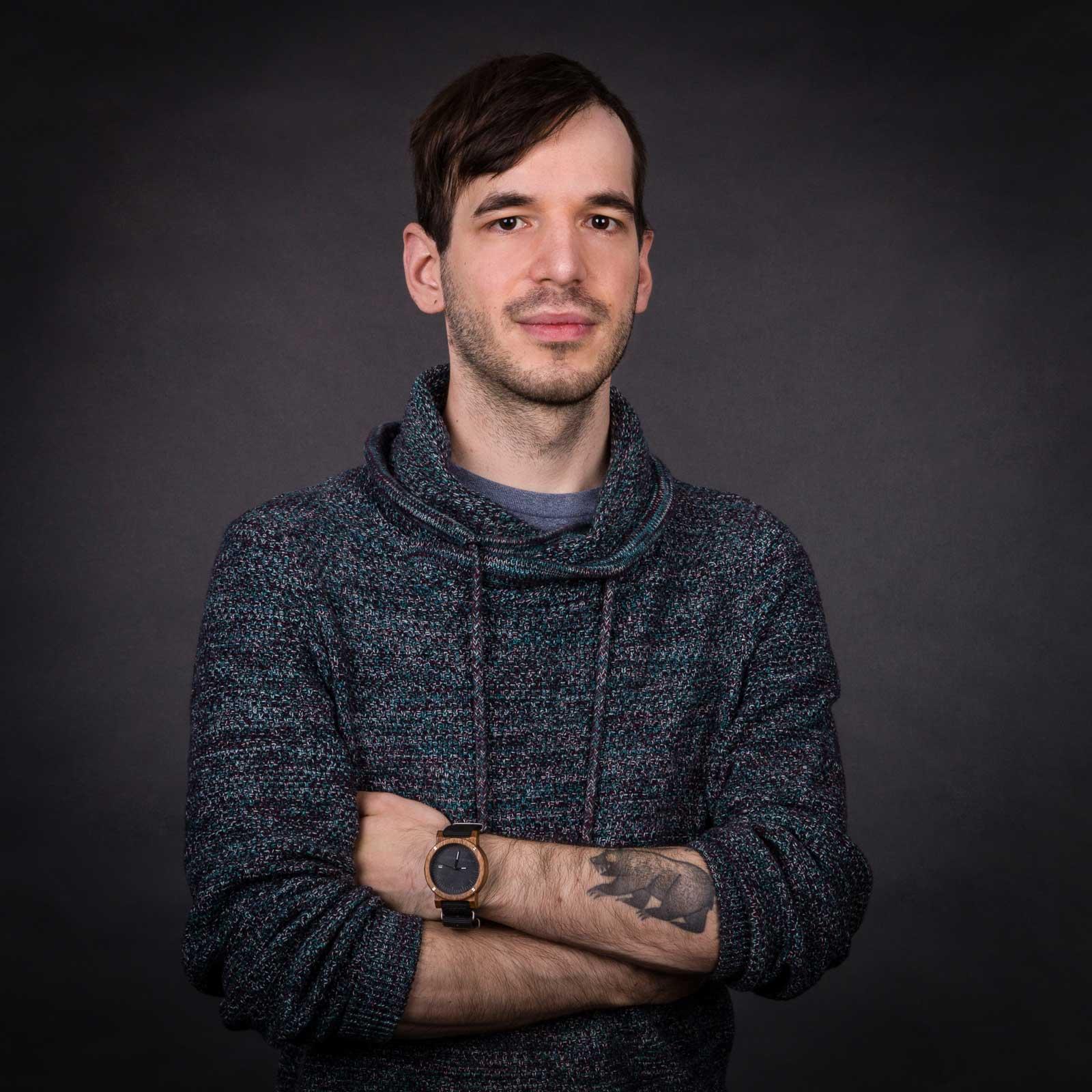 Marek Szmyt AppUnite Design team