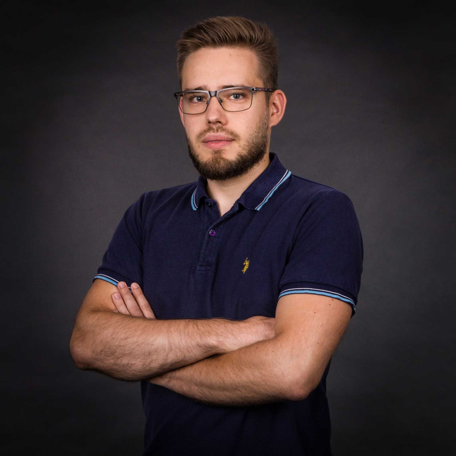Michał Dolata  AppUnite team