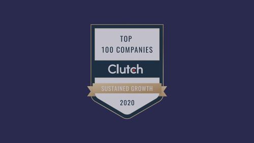 AppUnite Proud to be Named a Top Partner for Sustained Growth by Clutch for 2020!
