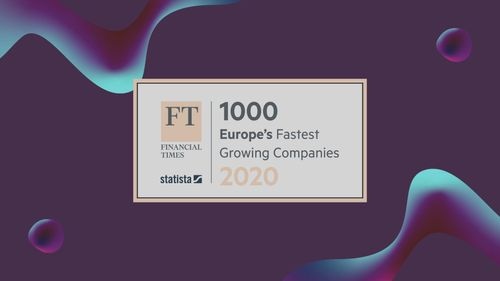 AppUnite on the FT1000 list among the fastest-growing firms in Europe